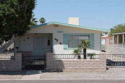 12574 S El Camino Del Diablo, Yuma, AZ 85367 - #: 134170