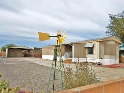 10370 S Summer Ave, Yuma, AZ 85365 - #: 134510