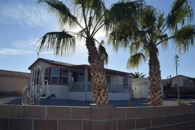 10308 S Fall Ave, Yuma, AZ 85365 - #: 136123