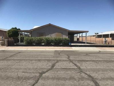 10350 S Cyclone Ave, Yuma, AZ 85365 - #: 142387