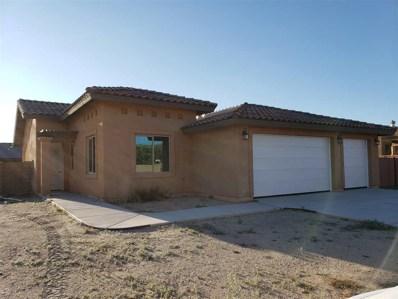 14838 S Gran View Dr, Yuma, AZ 85367 - #: 20200781