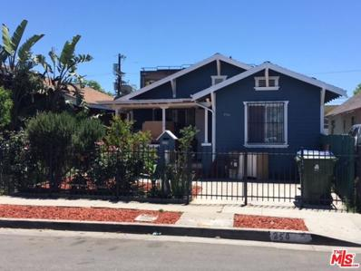 250 E 43RD Place, Los Angeles, CA 90011 - #: 17-233420