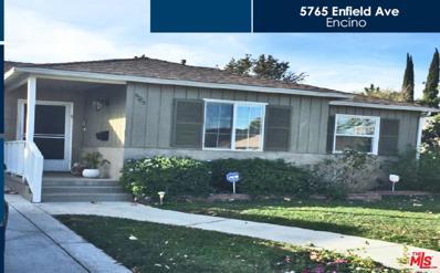 5765 Enfield Avenue, Encino, CA 91316 - #: 18-302482
