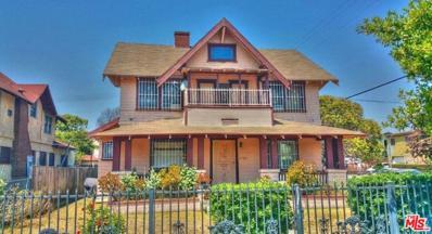 2703 Dalton Avenue, Los Angeles, CA 90018 - #: 18-320874