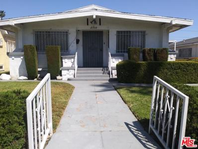 2308 Hillcrest Drive, Los Angeles, CA 90016 - #: 18-352162