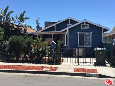 250 E 43RD Place, Los Angeles, CA 90011 - #: 18-360986