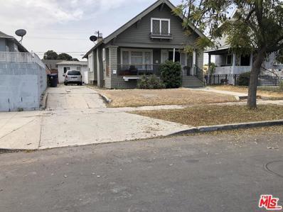 1130 W 48TH Street, Los Angeles, CA 90037 - #: 18-368950