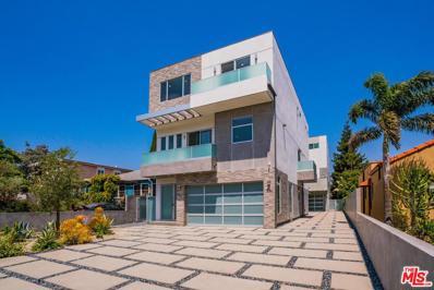 1550 S Carmelina Avenue, Los Angeles, CA 90025 - #: 18-376854