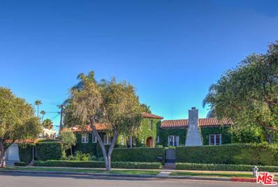 166 N Willaman Drive, Beverly Hills, CA 90211 - #: 18-377656