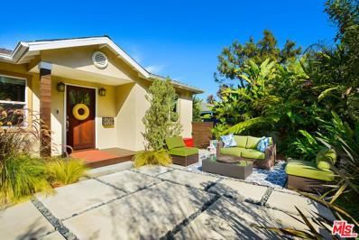 3450 S Bentley Avenue, Los Angeles, CA 90034 - #: 18-383006