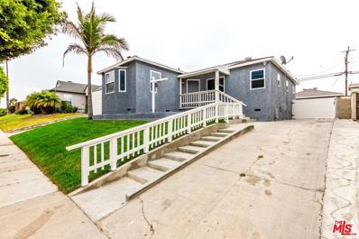10236 S 1ST Avenue, Inglewood, CA 90303 - #: 18-387944