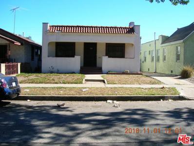 6576 5TH Avenue, Los Angeles, CA 90043 - #: 18-403488
