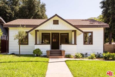 1304 N Catalina Avenue, Pasadena, CA 91104 - #: 18-407288
