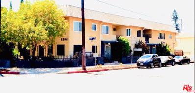 6861 Hinds Avenue UNIT 6, North Hollywood, CA 91605 - #: 18-411812