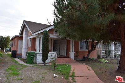 1568 W 45TH Street, Los Angeles, CA 90062 - #: 18-413272