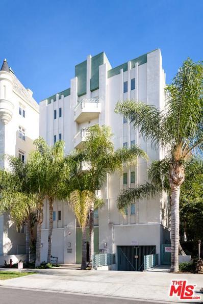 906 S Serrano Avenue UNIT 502, Los Angeles, CA 90006 - #: 18-414878
