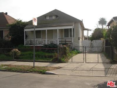 136 E 54TH Street, Los Angeles, CA 90011 - #: 19-423094