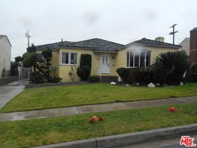 5035 S Verdun Avenue, Los Angeles, CA 90043 - #: 19-423442