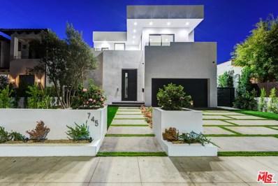 745 N Vista Street, Los Angeles, CA 90046 - #: 19-498480