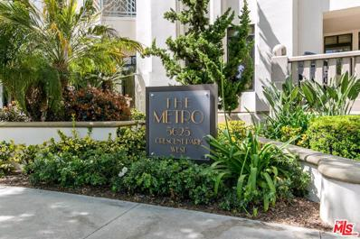 5625 Crescent Park West UNIT 337, Playa Vista, CA 90094 - #: 19-508254