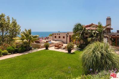 6368 Sea Star Drive, Malibu, CA 90265 - #: 19-518782
