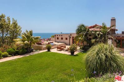 6368 Sea Star Drive, Malibu, CA 90265 - #: 19-518782