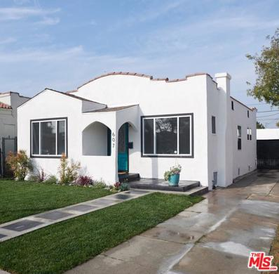 607 W 111TH Place, Los Angeles, CA 90044 - #: 19-529036
