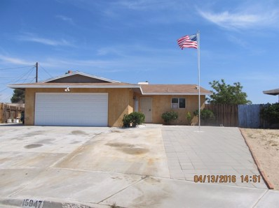 15947 La Verida Court, Victorville, CA 92395 - #: 499348