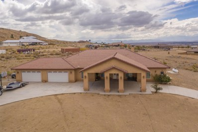 21245 Santa Rosa Road, Apple Valley, CA 92308 - #: 505828