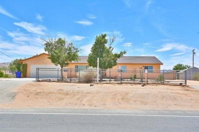 16817 Navajo Road, Apple Valley, CA 92307 - #: 516206