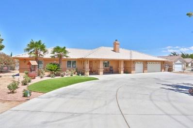 14828 Ranchero Road, Hesperia, CA 92345 - #: 516403