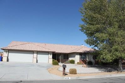 16238 Lago Vista Lane, Apple Valley, CA 92307 - #: 517515