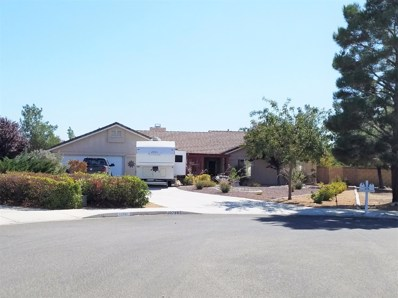13789 Cuyamaca Road, Apple Valley, CA 92307 - #: 518787