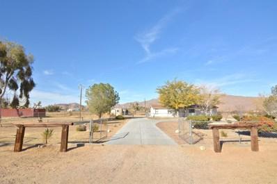 26020 Del Sol Road, Apple Valley, CA 92308 - #: 519697