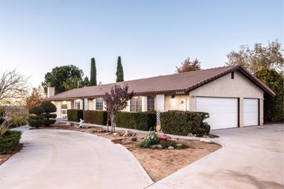 20424 Wren Street, Apple Valley, CA 92308 - #: 520395