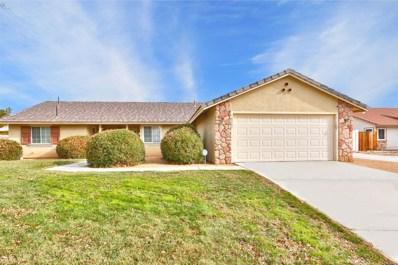 16261 Pauhaska Road, Apple Valley, CA 92307 - #: 520489
