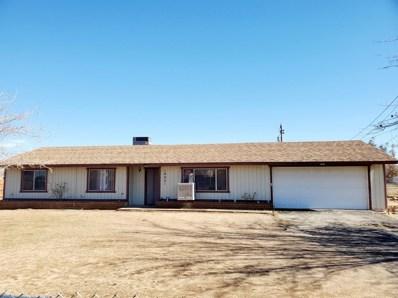 10851 Pinole Road, Apple Valley, CA 92308 - #: 521498