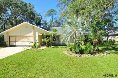 24 Fort Caroline Ln, Palm Coast, FL 32137 - #: 232104