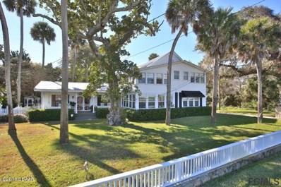 502 S S Beach St, Ormond Beach, FL 32174 - #: 237711