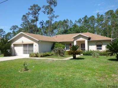 20 Poinbury Drive, Palm Coast, FL 32164 - #: 238334