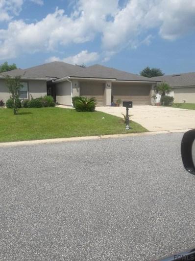 26 Riviera Estates Ct, Palm Coast, FL 32164 - #: 239458