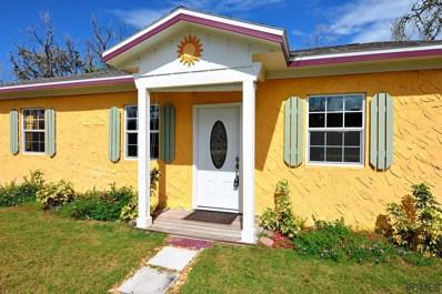 19 First Avenue, Palm Coast, FL 32137 - #: 241946