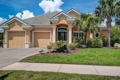 41 N Lakewalk Dr N, Palm Coast, FL 32137 - #: 242390