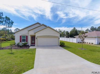 5 Kaiser Pl, Palm Coast, FL 32164 - #: 242484
