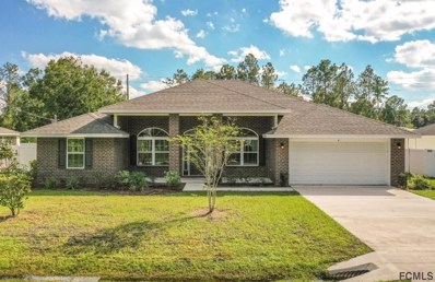 6 Kainite Pl, Palm Coast, FL 32164 - #: 242873