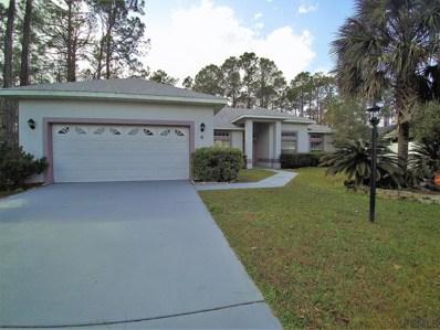 4 Woodside Place, Palm Coast, FL 32164 - #: 243044