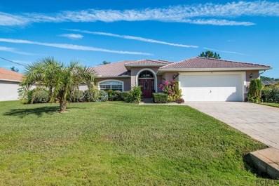 15 Flemington Lane, Palm Coast, FL 32137 - #: 243332