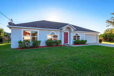 235 Bird Of Paradise Dr, Palm Coast, FL 32137 - #: 243965