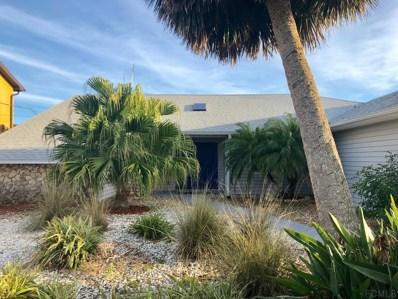 605 Cumberland Dr, Flagler Beach, FL 32136 - #: 244141