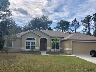 19 Palmer Lane, Palm Coast, FL 32164 - #: 244224